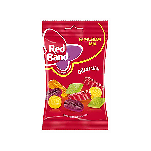 Foto Red Band Wine Gums