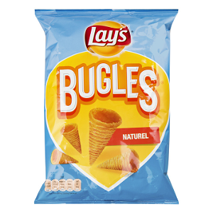 Foto Lays Bugles Naturel