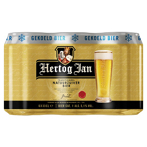 Foto Hertog Jan 6pack