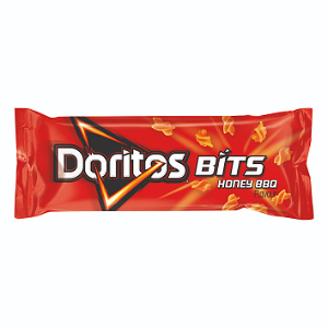 Foto Doritos Bits twisties honing BBQ