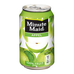 Foto Minute Made Appelsap