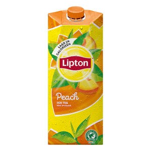 Foto Lipton Ice tea peach