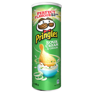 Foto Pringles Sour Cream Onion